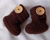 baby booties shoes boots baby boy shoes crochet shoes crochet booties infant boy knitted baby booties crochet baby. $20.00, via Etsy. 3-6 months