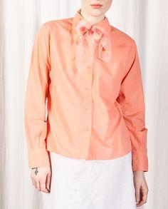 Peach Puff Long Sleeved Shirt