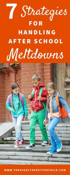 Meltdowns in children are common, especially if they are more sensitive to their environment and/or have sensory challenges. Are you experiencing meltdowns and more tantrums after school? Click here to learn how startegies to help your child and yoursel
