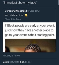 Funny Black Memes, Funny Memes Images, Funny Relatable Quotes, Stupid Funny Memes, Funny Tweets, Funny Facts, Hilarious, Funny Stuff, Twitter Quotes Funny