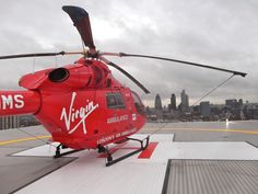 London Air Ambulance and City | Flickr - Photo Sharing!