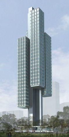 Singapore's Floating Towers, iki ngitunge piye jal