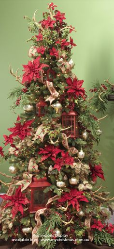 Christmas Tree Decorating Trends   My Christmas