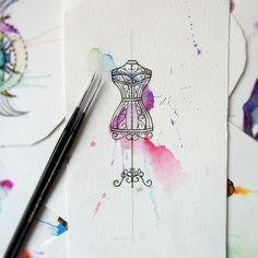 Imagen de drawing and tattoo