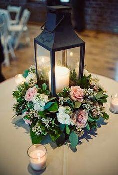 Erin Volante Floral: On trend: lanterns in your wedding decor!