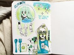Art journal 6/1/15