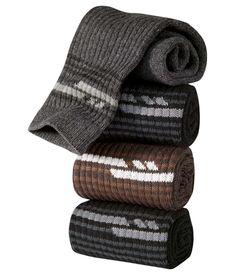 Lot de 4 Paires de Chaussettes Confort #atlasformen #discount #collection #shopping #avis #nouvellecollection #newco #collection