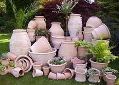 terracotta pots planters containers