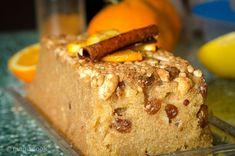 Χαλβάς Σιμιγδαλένιος   magiacook Greek Recipes, Banana Bread, Muffin, Sweets, Diet, Cooking, Healthy, Breakfast, Cake