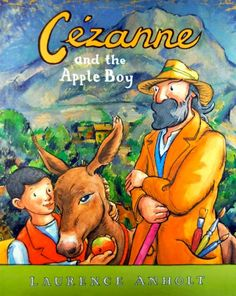 The artist Cezanne was very dedicated and studied his subjects extensively. These Paul Cezanne art projects for kids are a great way to be inspired by him. Art Books For Kids, Childrens Books, Art For Kids, Kid Books, Story Books, Library Books, Cezanne Art, Paul Cezanne, History For Kids