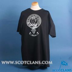 Gents Lamont Clan Crest T Shirt