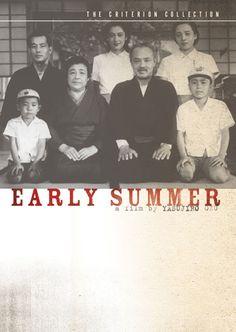 Early Summer  Yasujiro Ozu