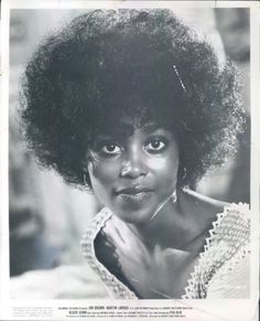 Yemzi Afro's / Brenda Sykes Black Gunn Press Photo Black Actresses, Black Actors, Black Celebrities, Celebs, Classic Actresses, Black Girl Magic, Black Girls, Vintage Black Glamour, Black Girl Aesthetic