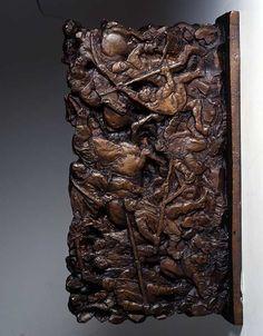 1963.07.75 Renato Marino Mazzacurati Bozzetto per stele per il Monumento ai Picciotti