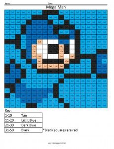 this page has really fun super smash bros coloring pages using basic count mega man basic subtraction
