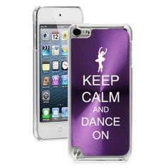 Keep calm and dance on:) Perfect for one of my bestfriends!!!