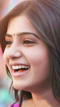 tech ~ Lovely Smile Samantha In a Beautiful today morning to All Keep Smiling 😃 Indian Actress Images, South Indian Actress, Indian Actresses, South Indian Heroine, Beautiful Girl Photo, Beautiful Girl Indian, Gorgeous Women, Most Beautiful Bollywood Actress, Beautiful Actresses