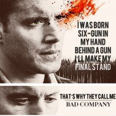 AAAAAAHHHHH!!! THIS IS SO PERFECT!!!  Song: Bad Company- Five Finger Death Punch