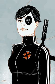 Domino by Phil Noto