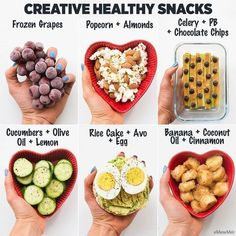Healthy Recipes Creating Healthy Habits like these Snacks Avoiding the Fluff & BS in Majority of Snacks is one step - Health and Nutrition Healthy Food Swaps, Healthy Meal Prep, Healthy Habits, Healthy Filling Snacks, How To Eat Healthy, Healthy Midnight Snacks, Healthy Fats List, Healthy Fast Food Options, Healthy Snacks To Buy