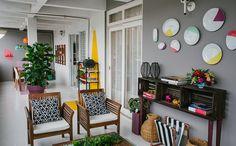 Veja dicas para decorar e organizar o espaço da varanda do seu apartamento - Mais cor, por favor - GNT