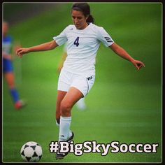 WSU's Mackenzie Harrison is this week's offensive soccer player of the week after scoring 2 goals in two Big Sky wins over the weekend for Weber State #BigSkySoccer #WeAreWeber @Weber State Wildcats @Weber State Campus Store