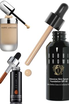 Foundation Drops Are The Secret To A Natural Makeup Look