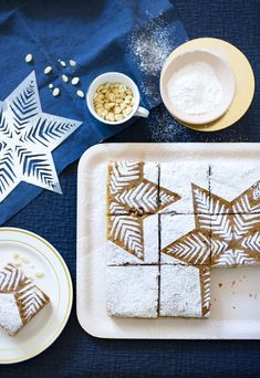 Recipe: A blond for a Christmas dessert - Food and drinks - noel Cake Recipes, Dessert Recipes, Dessert Drinks, No Cook Desserts, Christmas Desserts, How To Make Cake, Food And Drink, Snacks, Baking