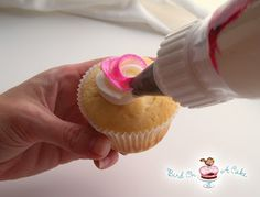 how to frost rose #cupcakes