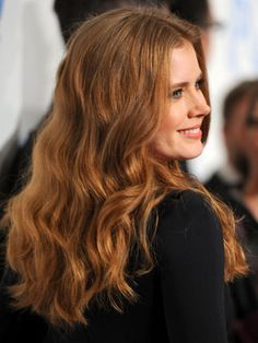 amy adams their is something about her that makes her admirable with her acting and the way she appears.