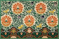 antique chinese art nouveau illustration botanical print wall paper DIGITAL…