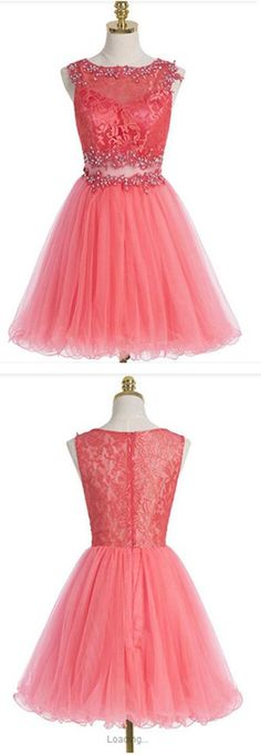 Beading A-Line Homecoming Dresses,Short Prom Dresses,Cheap Homecoming Dresses, Graduation Dress, Formal Women Dress,Homecoming Dress