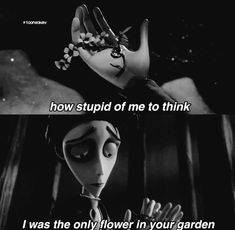 Corpse Bride Quotes, Corpse Bride Movie, Emily Corpse Bride, Tim Burton Corpse Bride, Best Movie Quotes, Favorite Quotes, Tim Burton Films, Teenage Dirtbag, History Quotes