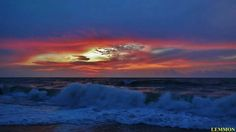 Outer Banks NC Local Artists Facebook post 8/1/14:  Hatteras Island Sunrise.  Photographer credit:  Lemmon.
