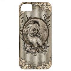 Thomas Nast Santa Claus Phone Cover iPhone 5/5S Cases