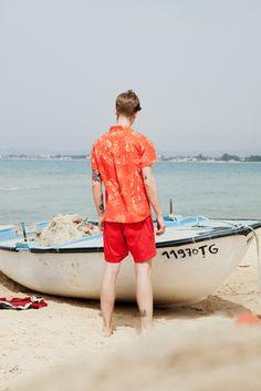 Bonifacio #shirt #lobsters #summer #sea #mediterranean #medwinds