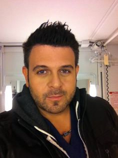 Adam Richman.  There are no words.