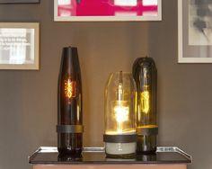 Bottle lamp - Direkte fra PRINCE i Berlin
