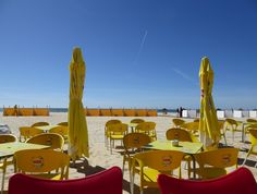 Monte Gordo Beach, off season - Portugal