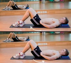Learn 10 exercises to help alleviate your lower back pain. You can do these exercises in the comfort of your own home and they are easy to learn.
