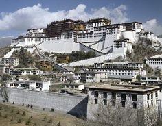 Potala Palace | palace, Lhasa, Tibet, China | Britannica.com
