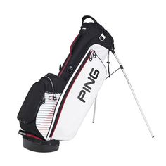 c868bdbabcf2 Better than ever before these mens 2015 4 series golf stand bags by Ping  offer a slim design but still offer 6 pockets and more than ample storage