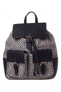cbch Woven Backpack