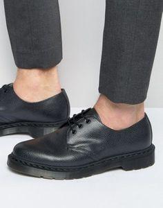 Dr Martens 1461 Pebble 3 Eye Shoes