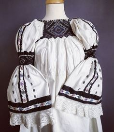 Artisan, Victorian, Costume, Romania, Blouse, Magic, Dresses, Fashion, Vestidos