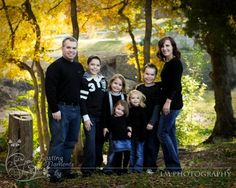 Fall Family ~ Lasting Moments