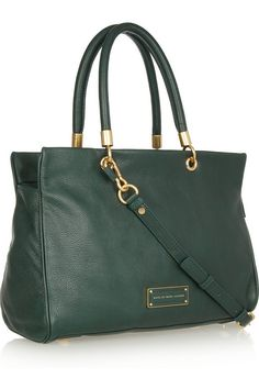 Marc Jacobs Too Hot To Handle leather tote