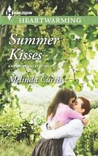 Summer Kisses (Mills & Boon Heartwarming) By Melinda Curtis