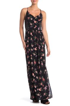 Flowy, free, & fashionable — the perfect dress awaits you at Nordstrom Rack. Shop our maxi dresses today for up to off top designer brands. Summer Outfits, Casual Outfits, Black Floral Maxi Dress, Top Designer Brands, Maxis, Boho Tops, V Neck Dress, Nordstrom Dresses, Dresser