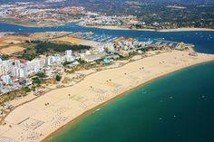 Playa de Rochas, Portugal